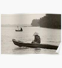 Mekong Delta Poster