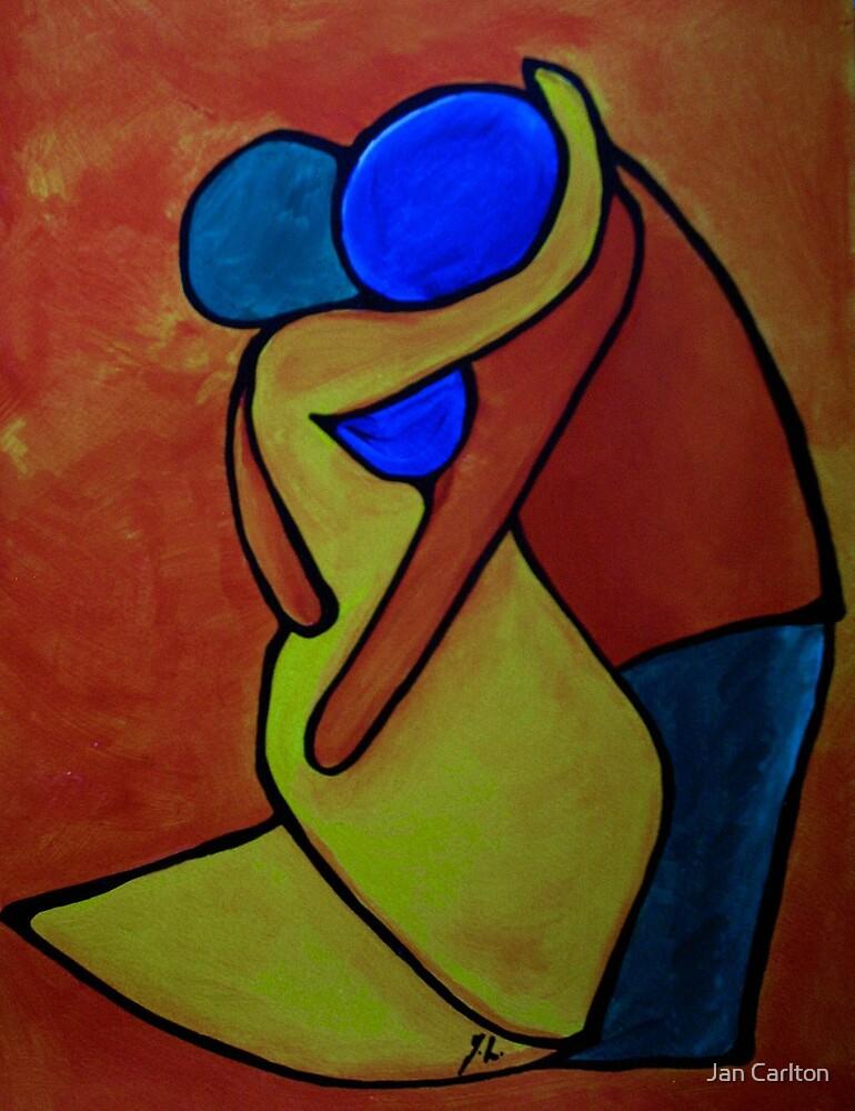 The Kiss by Jan Carlton