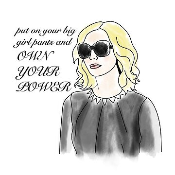 Cat Grant: Own Your Power by she-fi