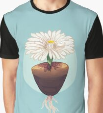 The Humble & Beautiful Lithops Plant Graphic T-Shirt