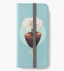 The Humble & Beautiful Lithops Plant iPhone Wallet/Case/Skin