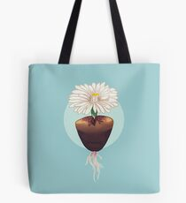 The Humble & Beautiful Lithops Plant Tote Bag
