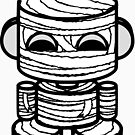 Mummy O'bot 1.0 by Carbon-Fibre Media