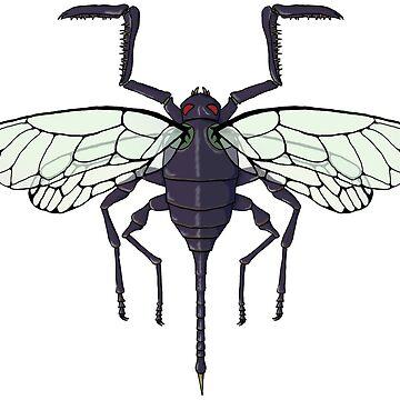 Bug by RowynGolde