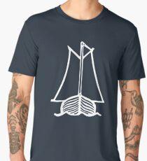 Historic sailing ship 2 Men's Premium T-Shirt
