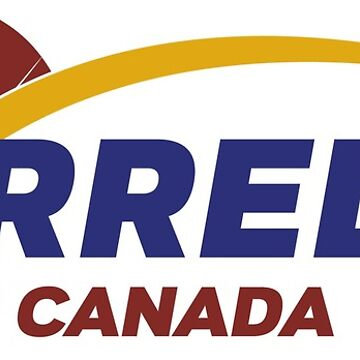 Barrelin' Over Canada by TylerMannArt