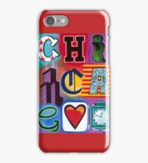 Chicago Icons iPhone Case/Skin