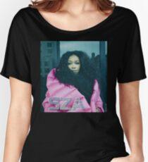 SZA (Ctrl) TDE Women's Relaxed Fit T-Shirt
