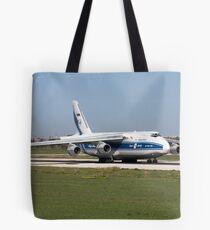 Volga Dnepr Antonov An-124 Ruslan Tote Bag