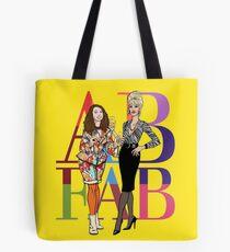 Ab Fab Tote Bag