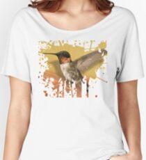 hummingbird Women's Relaxed Fit T-Shirt