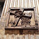 Pantheon Cross....................Rome by Fara