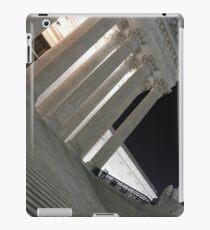Supreme Court Night Angle iPad Case/Skin