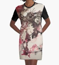 Dragon Graphic T-Shirt Dress