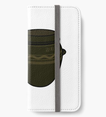 I Lubba Kimchi Third Culture Series iPhone Wallet