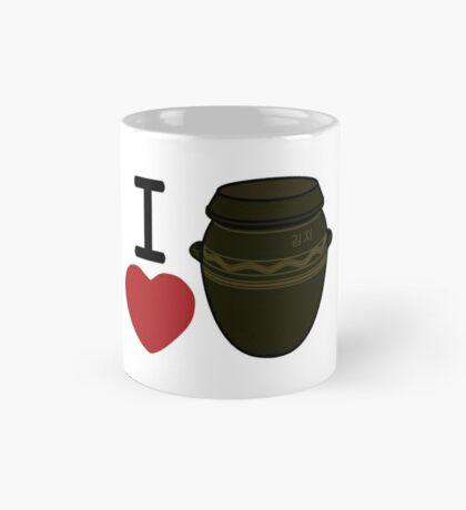I Lubba Kimchi Third Culture Series Mug
