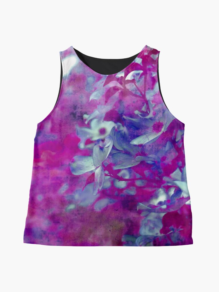Alternate view of Violet Vision Sleeveless Top