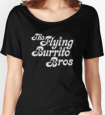 Flying Burrito Brothers Shirt Women's Relaxed Fit T-Shirt