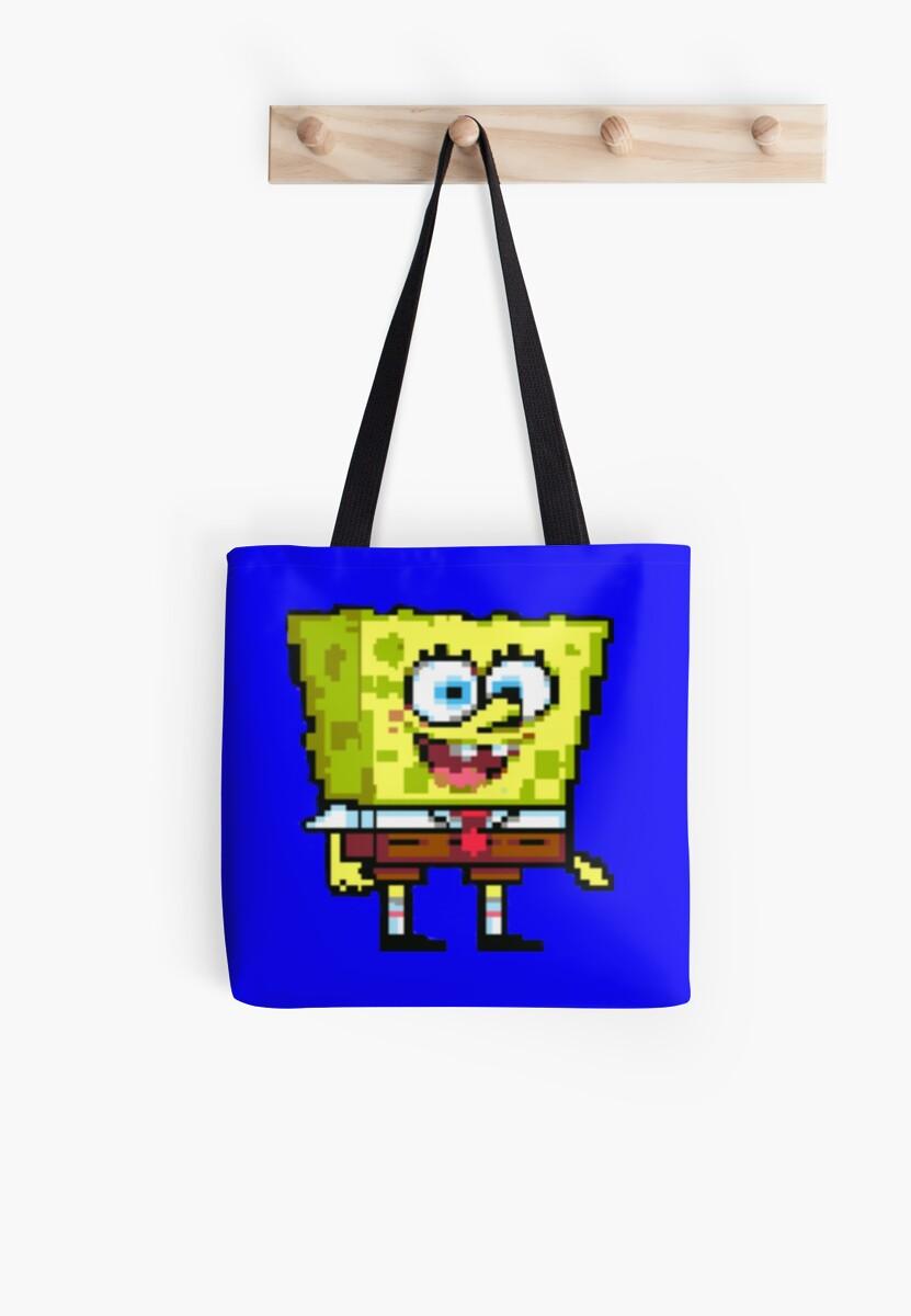 Spongebob Schwammkopf Supersponge Spongebob Sprite Taschen Von
