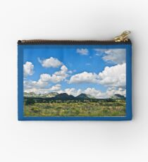 SPRING ON NEW MEXICO HIGH PLAINS Studio Pouch