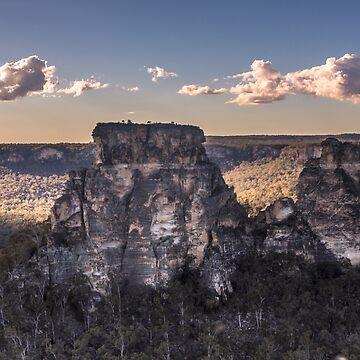 Caranarvon Gorge - Queensland by moronif
