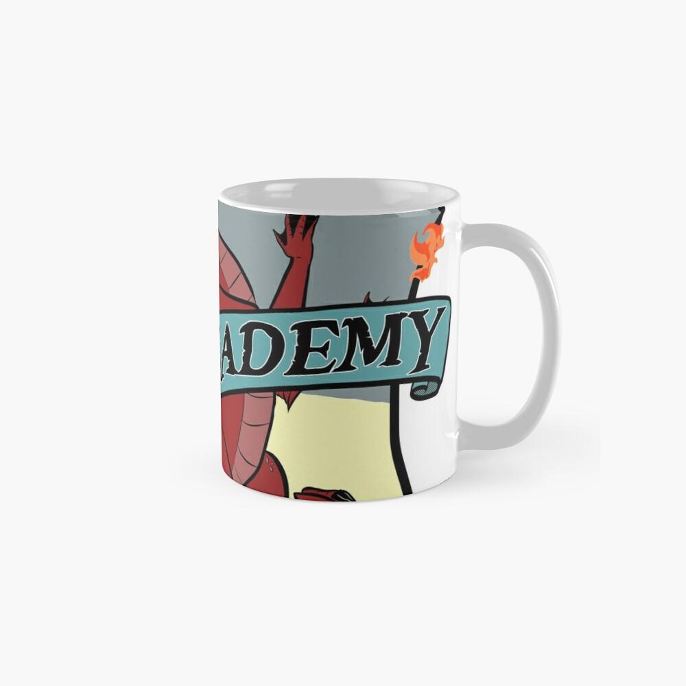 The RPG Academy Podcast logo Mug
