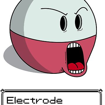 Electrode Used Screech! by SandyFloss