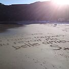 Beach Valentine ?  by shelagh1312