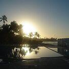 Sunrise at Bayahibe - Dominican Republic by Daniela Cifarelli