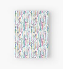 Rainbow Doodle & Dot Hardcover Journal