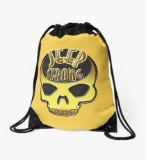 Jeep Strong Drawstring Bag
