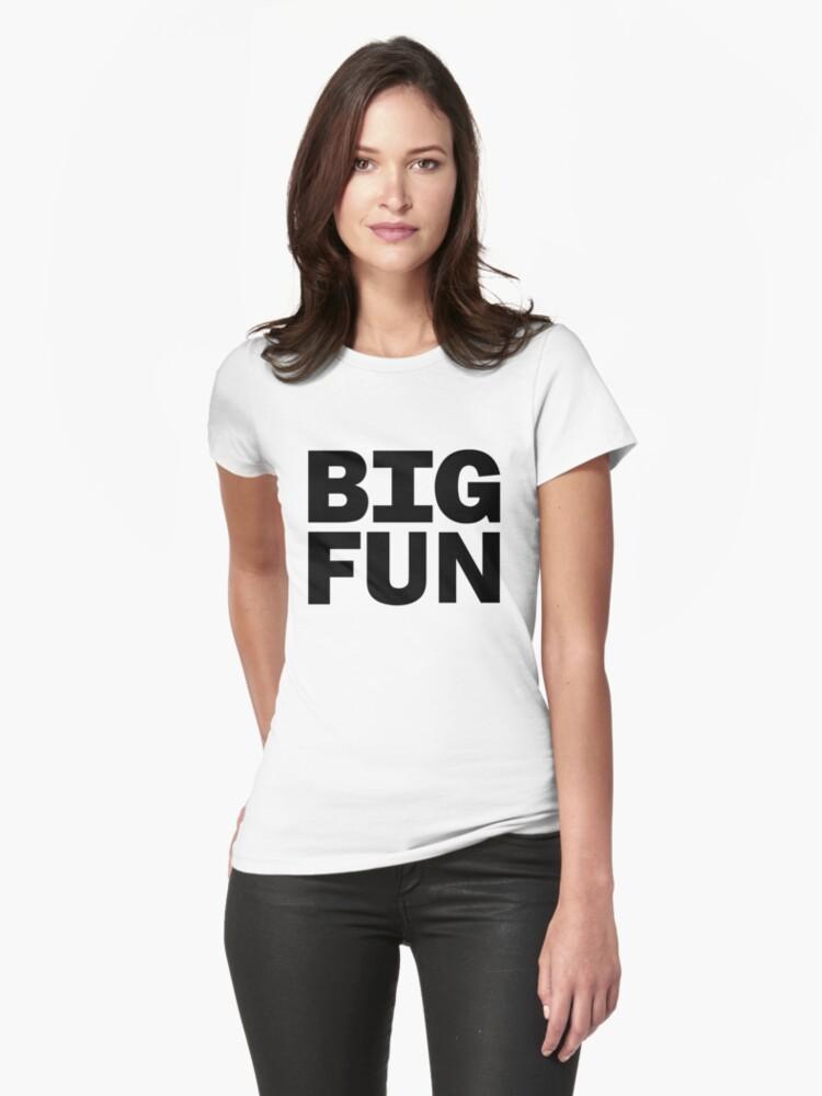 516b8dcfb Heathers Big Fun