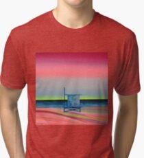 Happy Sand Tri-blend T-Shirt