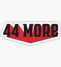 44 More Logic Sticker
