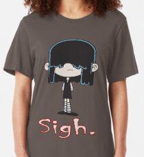 Loud House - Lucy Loud Slim Fit T-Shirt