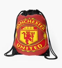 Manchester United Drawstring Bag