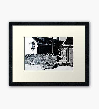 roogistaens Framed Print