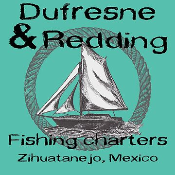 Dufresne and Redding Fishing Charters by MadMedicMerrick