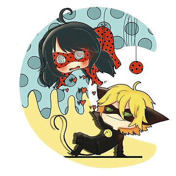 Ladybug and Chat Noir- Miracolus! by Ewelsart