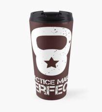 Practice Makes Perfect Travel Mug