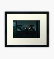 Blade Runner 2049 Alleine Gerahmtes Wandbild