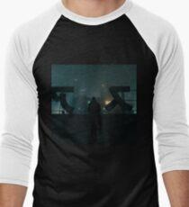 Blade Runner 2049 Alleine Baseballshirt mit 3/4-Arm
