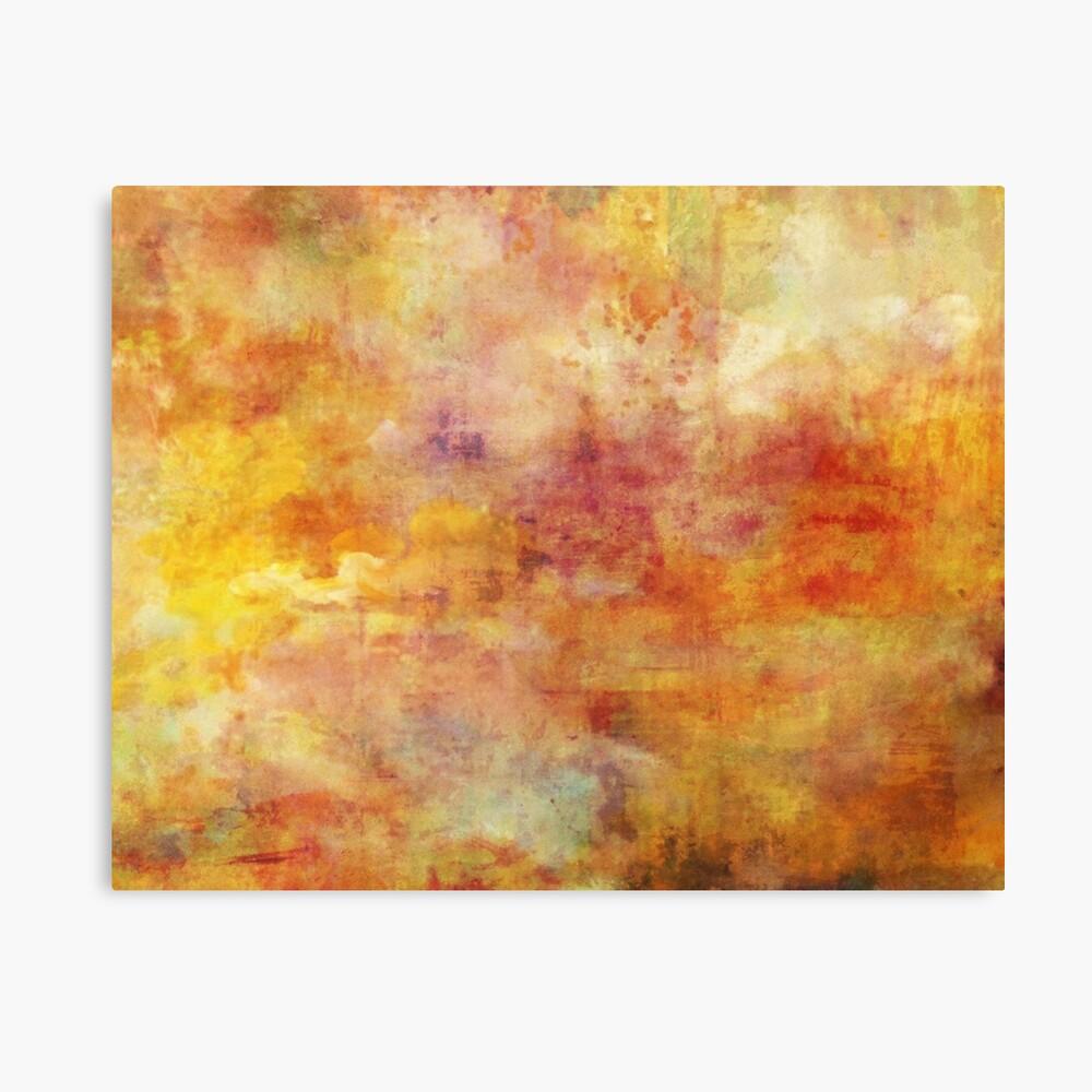 Golden Daze Canvas Print