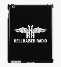 Hellraiser Radio Wing Logo iPad Case/Skin