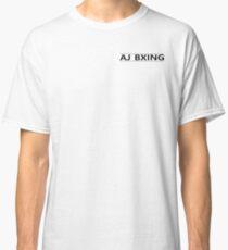 AJ BXING BLACK N WHITE Classic T-Shirt