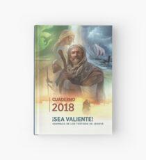 """""""¡Sea valiente!"""" Asamblea del 2018 de los testigos de Jehová #3 Hardcover Journal"""