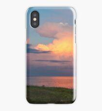 thunderstorm cloud iPhone Case