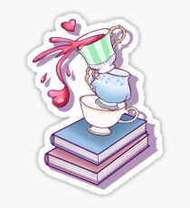 Tea Readings without Text Sticker
