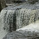 George W. Childs Park Waterfall by clizzio