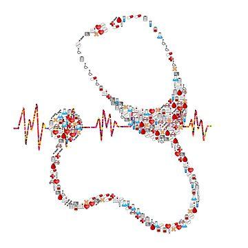 Hearbeat Stethoscope by ShyneR